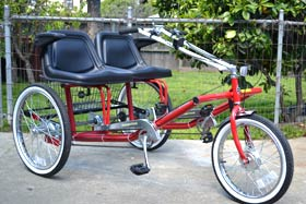 Tricycles Rideable Bicycle Replicas